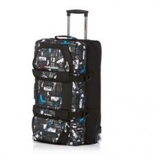 Caribee Centurion Plus 68 Wheeled Travel Bag (blue signature)