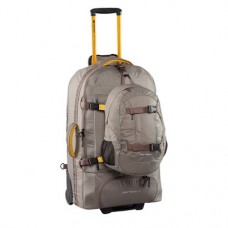 Caribee Fast Track 85 Rucksack with Wheels (platinuml)