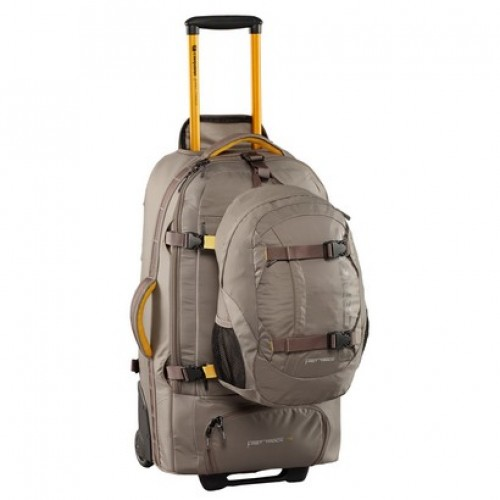 Caribee Fast Track 75 Wheeled Luggage (platinum)