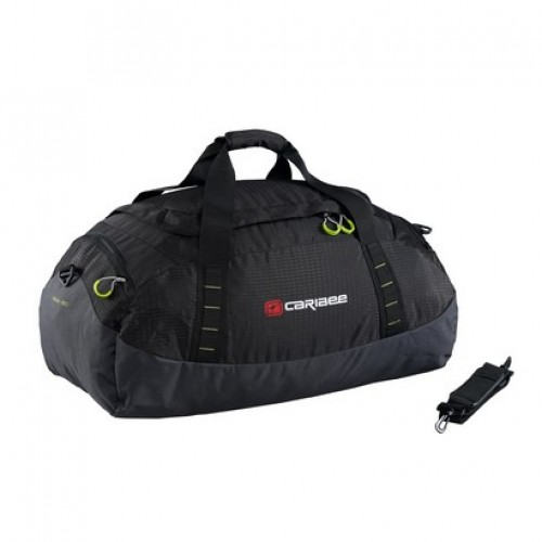 Caribee Hawk 60 Sports Holdall (black)