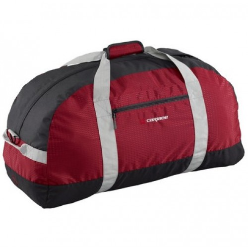 Caribee Loco 70 Sports Holdall (red)