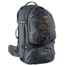 Caribee Mallorca 80 Gap Year Travel Pack (charcoal)