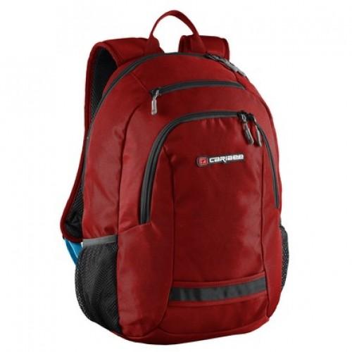 Caribee Nile School Bag (red)