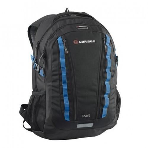 Caribee Carve Backpack (black)