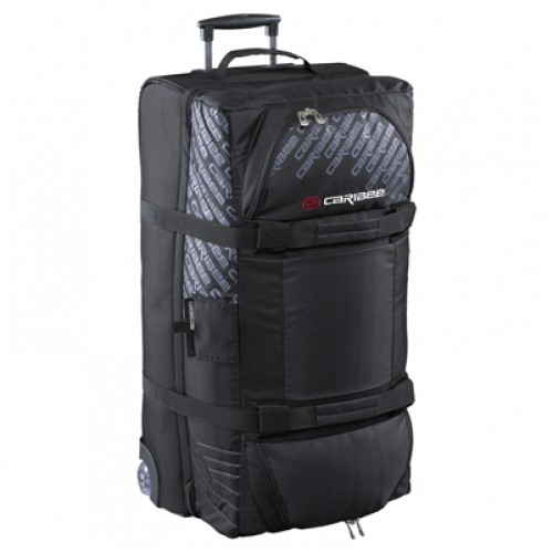 Caribee Centurion Plus 68 Wheeled Holdall (black)