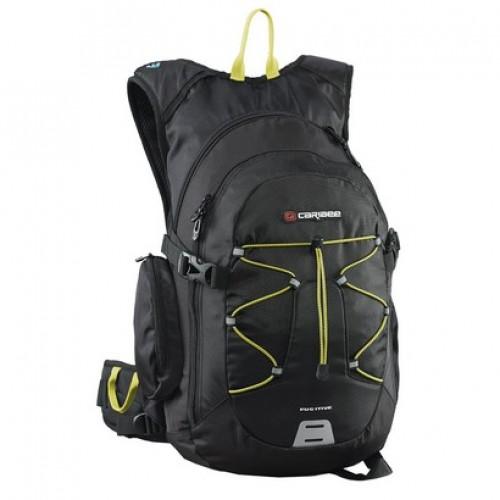 Caribee Fugitive Backpack (black/yellow)