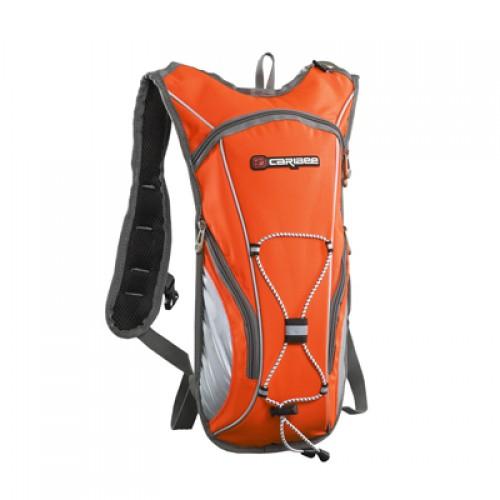 Caribee Hi Vis Flow Hydration Pack (orange)
