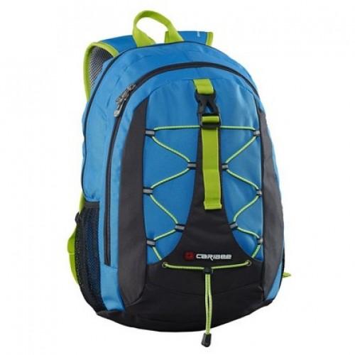 Caribee Impala School Bag (atomic blue)