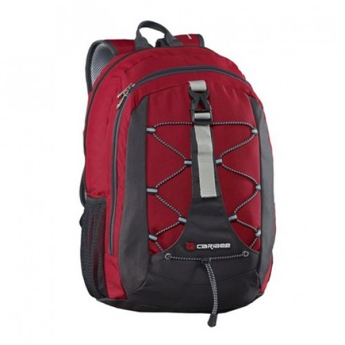 Caribee Impala School Bag (red)