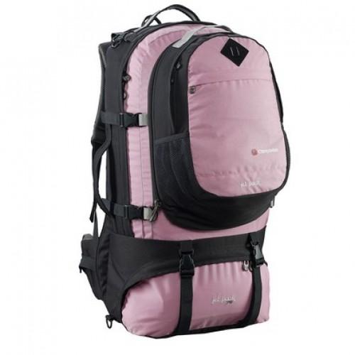 Caribee Jet Pack 65 Girls Travel Rucksack (pink)