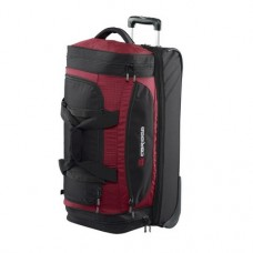 Caribee Scarecrow DX 70 Wheeled Trolley Bag (red)