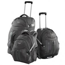 Caribee Time Traveller Luggage Set (black)