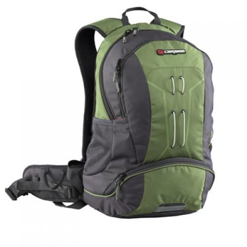Caribee Trail Daypack / Backpack (green)
