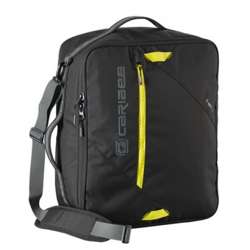 Caribee Vapor Carry On Travel Bag (black)