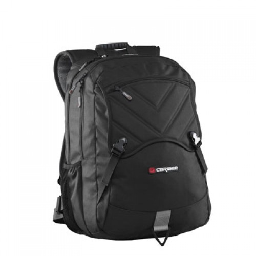 Caribee Yukon Laptop School Backpack (black)