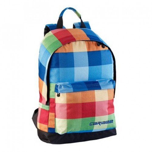 Caribee Campus Backpack (kaleidoscope)