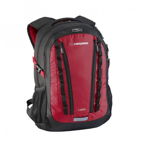 Caribee Carve Backpack (red)