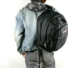 Caribee College 30 Laptop Backpack (blk)