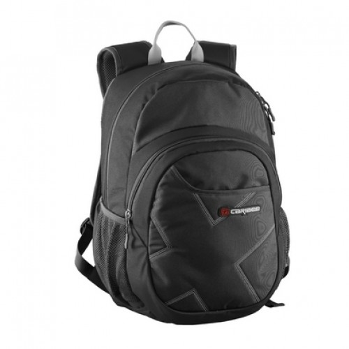 Caribee Deep Blue Backpack (black)