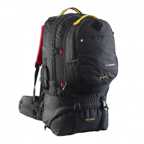 Caribee Jet Pack 65 Travel Rucksack (black)