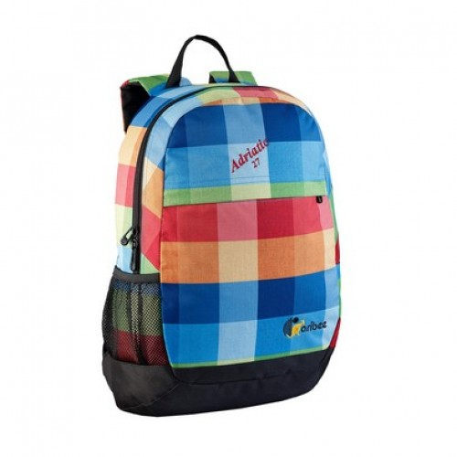 Adriatic School Bag (kaleidoscope)