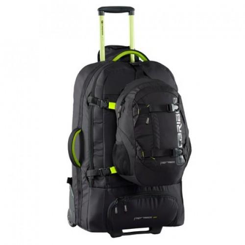 Caribee Fast Track 85 Wheeled Luggage (black)