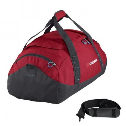 Caribee Hawk 60 Sports Holdall (red)