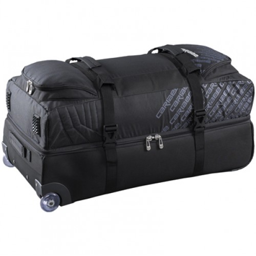 Caribee Centurion Plus 80 Large Wheeled Holdall (black)