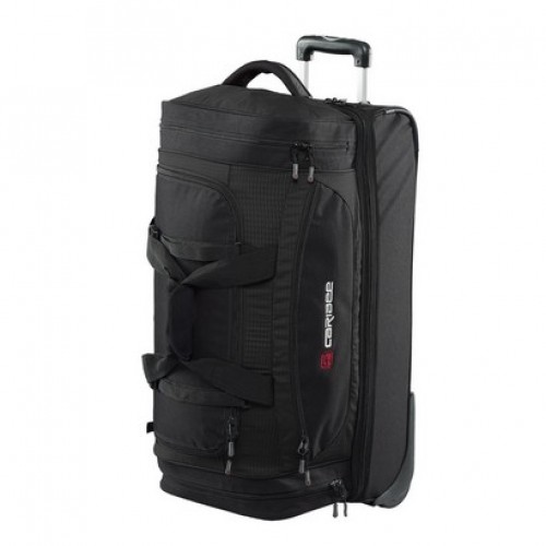 Caribee Scarecrow DX 70 Wheeled Trolley Bag (black)