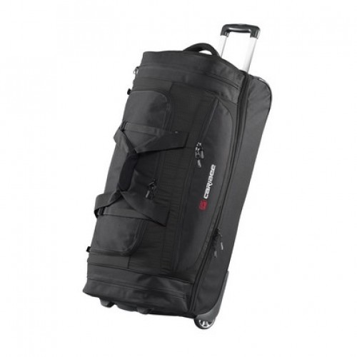 Caribee Scarecrow DX 85 Wheeled Trolley Bag (black)