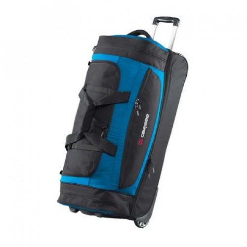 Caribee Scarecrow DX 85 Wheeled Gear Bag (blue)