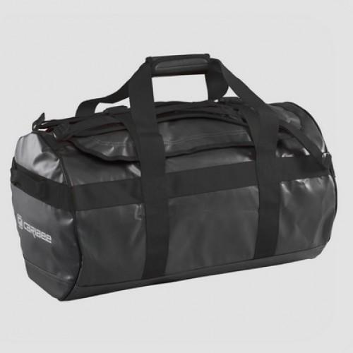 Caribee Kokoda 90L Weatherproof Duffel Bag (charcoal)