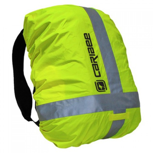 Caribee Safety Rain Shell Hi Vis