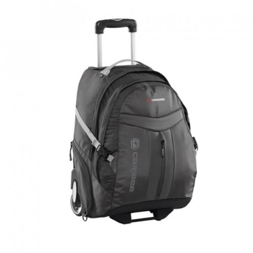 Caribee Time Traveller 19 inch Carry On Hand Luggage (black)