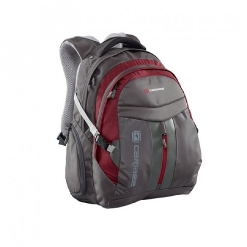 Caribee Time Traveller Backpack (red)